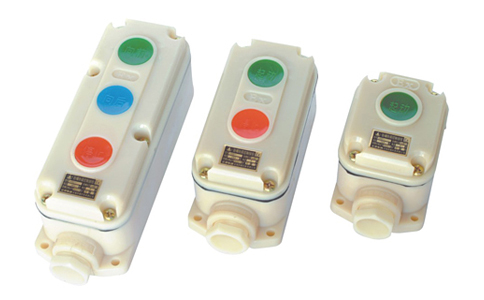 LA5821防爆防腐控制按钮